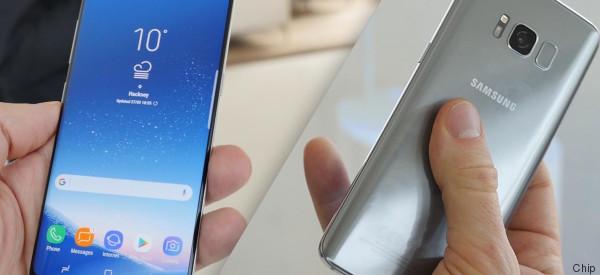 Samsung präsentiert sein neues Top-Modell Galaxy S8 - das ist die interessanteste Neuerung