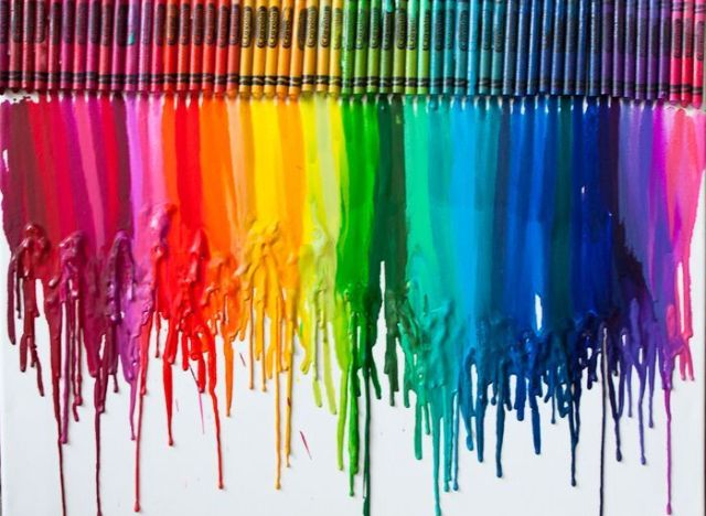 fdbefc41c97 Hot On Pinterest: The DIY Art Idea That Everyone's Talking About ...