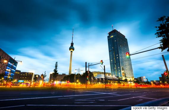 street lights germany