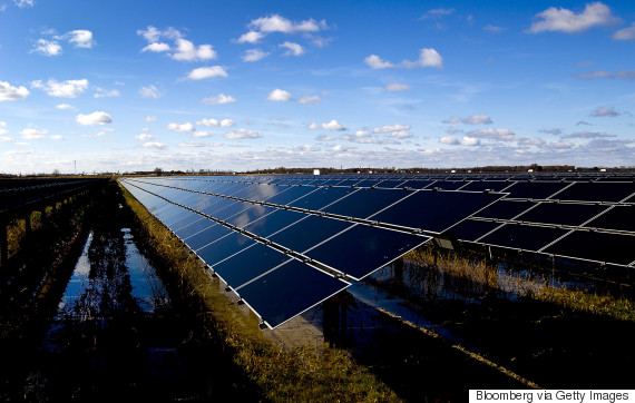 solar energy canada