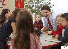 Trudeau's Child-Care Pledge More 'Fanfare' Than Progress: Critics