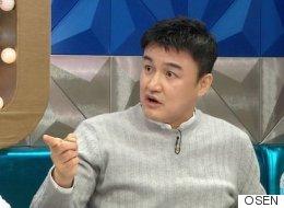 박중훈이 '광고 재계약 비법'을 밝혔다