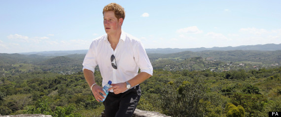 Prince Harry Bahamas