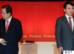 김진태와 홍준표의 토론은 그야말로 '꿀잼'이다