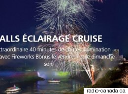 Ce site web touristique est truffé de fautes de français