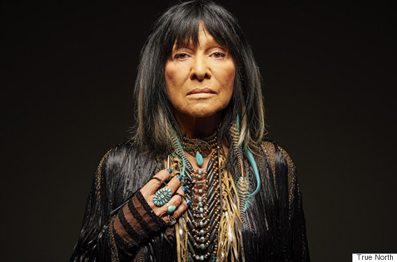 buffy saintemarie