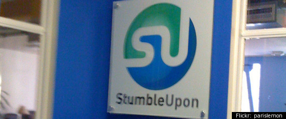 STUMBLEUPON SOCIAL MEDIA CANADIAN