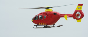 HELICOPTER ACCIDENT UK