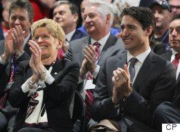 Ford Canada Gets A Financial Fiesta From Trudeau, Wynne