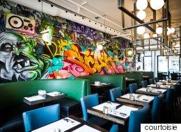Le restaurant L'Avenue maintenant dans le quartier St-Henri