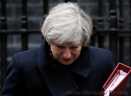 Nur zwei Tage nach dem Brexit-Antrag liegt Theresa Mays Verhandlungsstrategie in Scherben