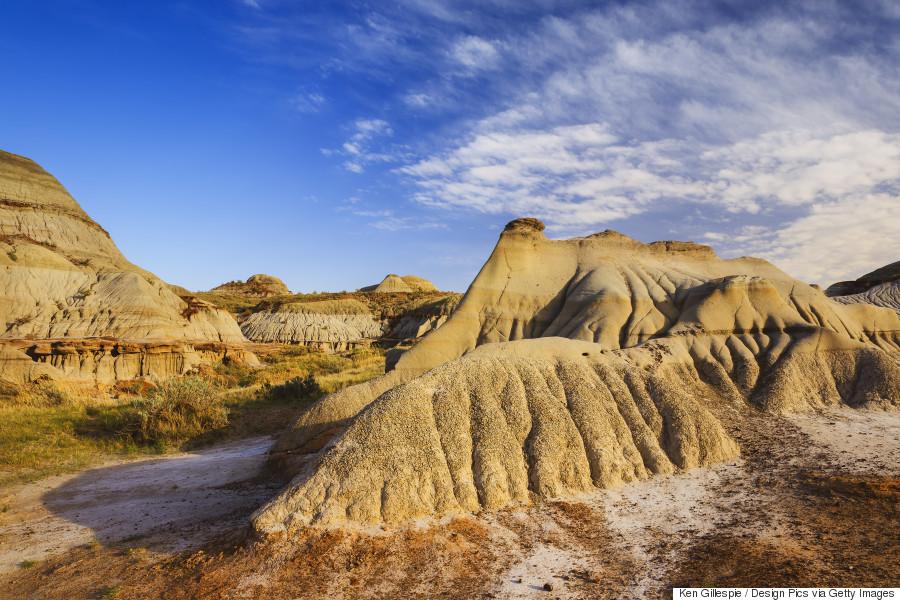dinosaur provincial park alberta