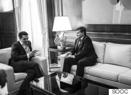 Συνάντηση Τσίπρα-Ράιντερ: Πιθανό ένα καλό αποτέλεσμα στις διαπραγματεύσεις