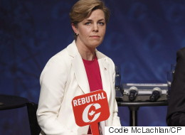 Kellie Leitch Says You Have Her All Wrong