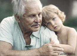 Diese atemberaubenden Fotos zeigen, wie wichtig Großeltern für Kinder sind