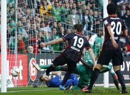 Eintracht Frankfurt - SV Werder Bremen im Live-Stream: Bundesliga online sehen, so geht's - Video