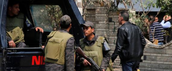 EXPLOSION EGYPT