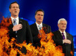NBC/WSJ Poll: Primary Season Takes 'corrosive' Toll On GOP And Its Candidates