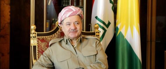 أبرز حزبين كرديين يشكلان لجنة n-MASSOUD-BARZANI-large570.jpg