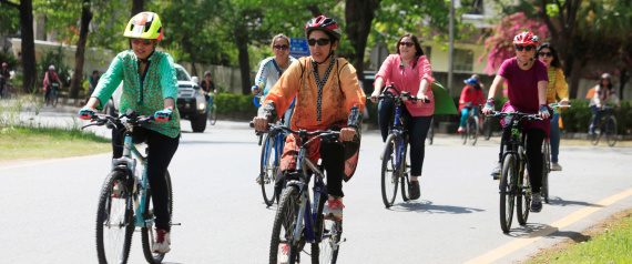 BICYCLES WOMEN PAKISTAN