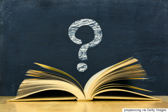 question a book