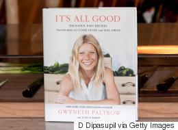 Le livre de cuisine de Gwyneth Paltrow peut vous rendre malade