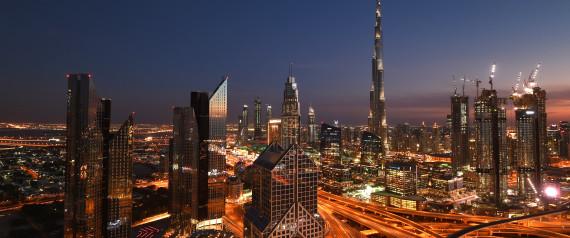 DUBAI BUILDING