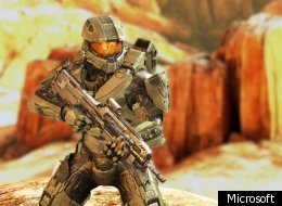 Halo 4 Winter 2012