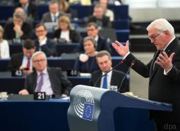 Bundespräsident Steinmeier hat eine großartige Rede über Europa gehalten - jeder sollte sie kennen