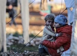 85 Prozent der rund zehn Millionen Minderjährigen Syriens haben Traumata