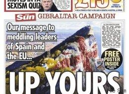 Britisches Boulevardblatt greift Spanien auf seiner Titelseite an - und macht sich mit einem kleinen Detail lächerlich
