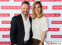 Styles de soirée: le lancement de «Inspiration Inc.» le livre de Kim Rusk et Philippe Richard Bertrand
