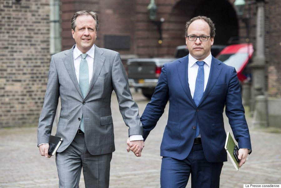 Pays-Bas : une marche contre l'homophobie à Amsterdam