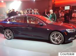 La Buick Regal 2018 Sportback dévoilée aujourd'hui