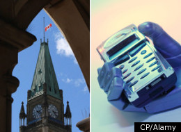 Protesters Hit Parliament Hill Over Robocalls