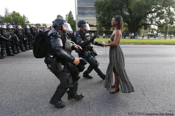 black lives matter à bâtonrouge