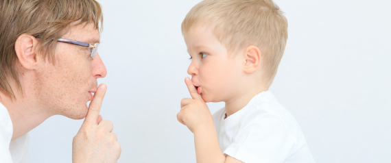 HOW TO SPEAK WITH A TODDLER