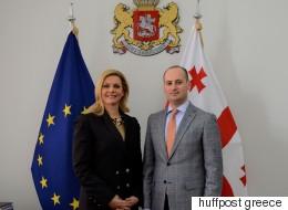 ΥΠΕΞ Γεωργίας Mikheil Janelidze: «Δεν υπάρχουν διπλωματικές σχέσεις με την Ρωσία»