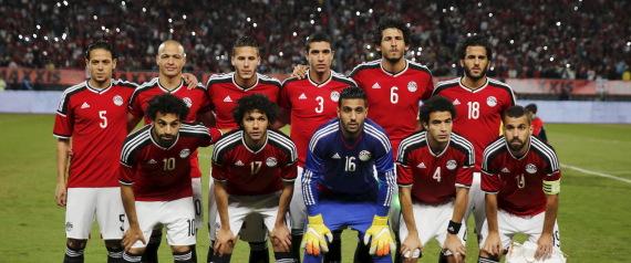 EGYPTIAN FOOTBALL TEAM
