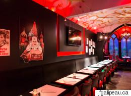 Vladimir Poutine a maintenant un restaurant qui porte son nom à Montréal (PHOTOS)