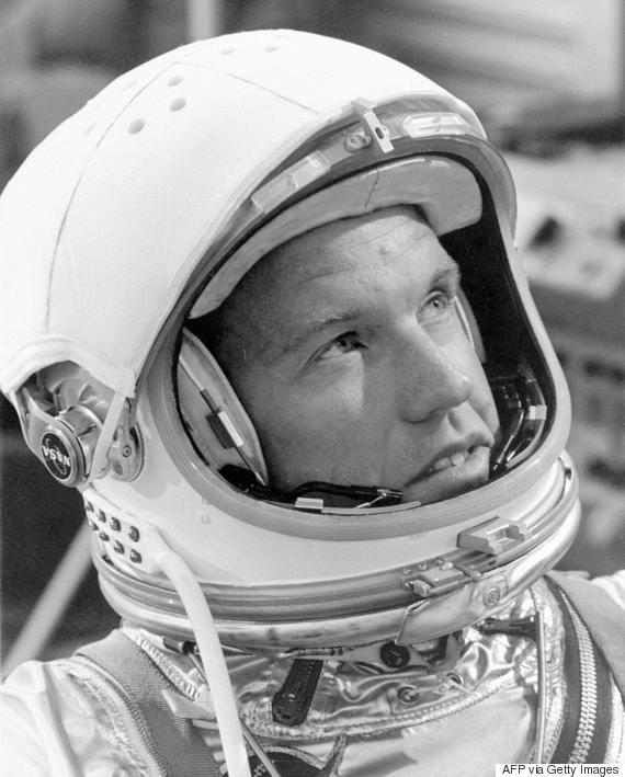 gordon cooper astronaut