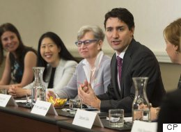 Trudeau In New York City To Attend Annual Women's Summit
