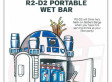 Rejected Star Wars Merchandise Includes R2D2 Wet Bar, Salt And Pepper Shakers [PHOTOS]