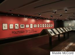 Le Musée McCord propose une expo sur le caricaturiste Aislin