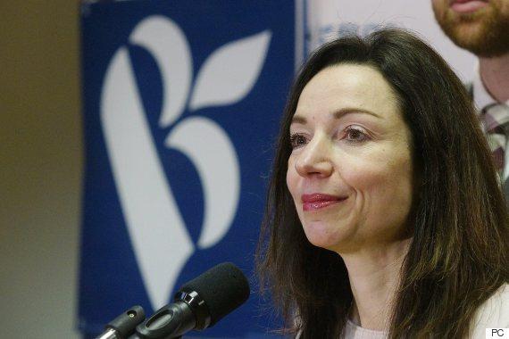 Tourmente au Bloc québécois