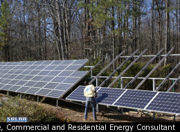 Marietta, GA: Local Man Makes Energy In Backyard