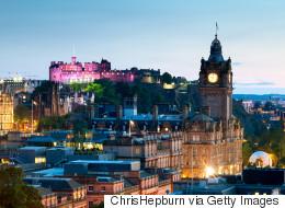 Top Five Walking Tours To Enjoy In Edinburgh