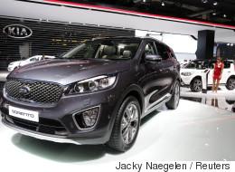 Plus d'un million de véhicules rappelés par Hyundai et Kia