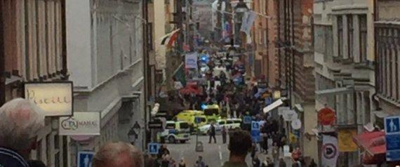 STOCKHOLM LIEU ACCIDENT