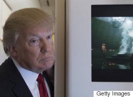 Cette scène du dernier «Star Wars» est passée au pire moment pour Trump
